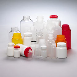 Health Care plastic bottles