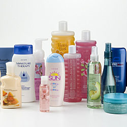 Personal Care plastic bottles